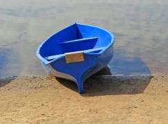 Моторно-гребная лодка Омуль от производителя