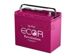 Аккумулятор GS Yuasa ECO. R EFB N-65R (75B24R) 55А/ч 550А (Start Stop)