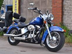 Harley-Davidson Heritage Softail Classic FLSTC, 2007