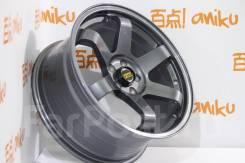 NEW! Комплект дисков Volk Racing TE37SL R17 8jj ET35 5*114.3 (D147)