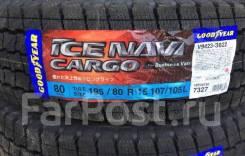 Goodyear Ice Navi Cargo. Зимние, без шипов, 2019 год, новые