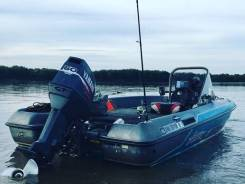 Катер bass boat-мечта спиннингиста!