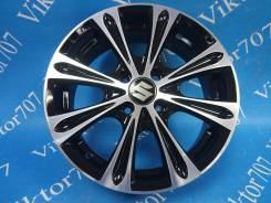 Новые литые диски на Сузуки Suzuki R15 4-100.
