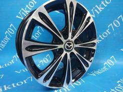 Новые литые диски на Мазда Mazda R15 4-100.