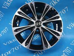 Новые литые диски на Hyundai R15 4-100.