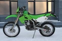 Kawasaki KLX 300R, 2006