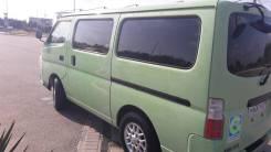 Nissan Caravan. Nissan caravan, 6 мест