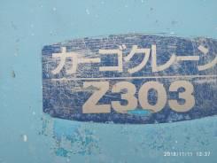 Продается крановая установка тадано z303