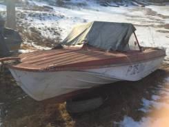 Продам моторную лодку Казанка 5 с двумя подвесными моторами Нептун 23