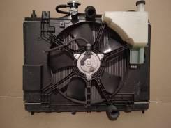 Радиатор охлаждения двигателя. Nissan: Wingroad, Tiida Latio, Tiida, Juke, Bluebird Sylphy, Sylphy, Latio Двигатели: HR15DE, HR16DE, MR16DDT, MR20DE...