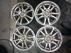 "Racing Hart. 6.0x14"", 4x114.30, ET38"