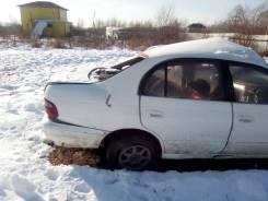 Toyota Corona. ПТС AT190 бензин 4а, белый