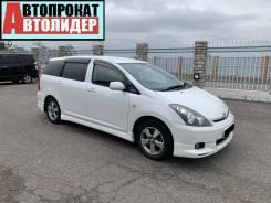Аренда, прокат Toyota Wish От 1800руб/сут в Уссурийске