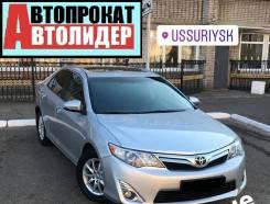 Аренда, Прокат Toyota Camry 2012г. от 3500руб/сут в Уссурийске