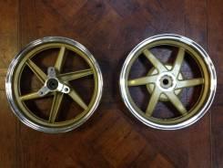 Комплект литых дисков для скутера Honda DIO