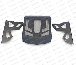 Вынос радиатора с комплектом шноркелей Cfmoto X8 HO 2018- X8 2012-