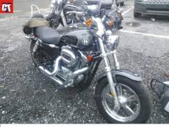 Harley-Davidson Sportster 1200 Custom XL1200C, 2014