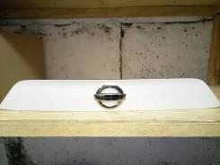 Накладка двери багажника Nissan Qashqai J11 2013-