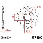 Звезда JT передняя JTF1590.13SC WR250 YZ250 YZ125