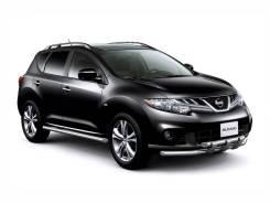 Защита порогов (трубы под пороги) Nissan Murano 2009-2013