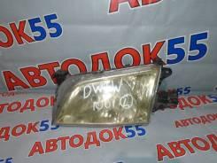 Фара Mazda Demio, левая DW3W. № P1001