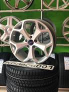 Новые диски на Ford Focus аля st-3050 R17 5*108 45 63.4 s