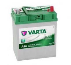 Стартерная аккумуляторная батар стартерная аккумуляторная Varta 5401260333132 HKBA14 533058 540126033 054 A14 Chevrolet Matiz (M200 M250). Chevrolet