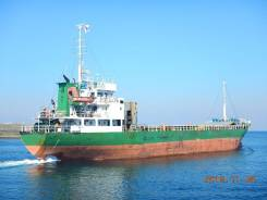 Судно сухогруз General Cargo 74 м