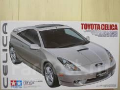 Сборная модель Toyota Celica ZZT231. +Подарок!
