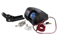 Лебедка якорная электрическая TRAC Fisherman 25, для якорей до 9 кг