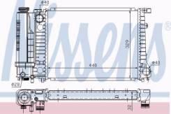 Радиатор охлаждение двигател Nissens 60735A Alpina: 17111712971 17111247436 17111712978. Bmw: 1711.1.719.304 1711.1.723.537 1.719.304 1.719.994