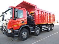 Scania. Углевоз P440B8x4HZ, 12 742куб. см., 30 000кг., 8x4