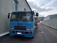 Mitsubishi Fuso Super Great D-Wing FU, 1996