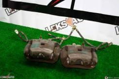 Суппорта передние (парой) N. Skyline 350GT [Leks-Auto 317]