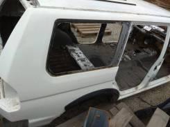 Кузов в сборе. Mitsubishi Pajero Sport