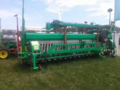 Сеялка зерновая СЗМ 6 механическая. Велес-Агро