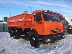 Камаз зерновоз 65115, 2020
