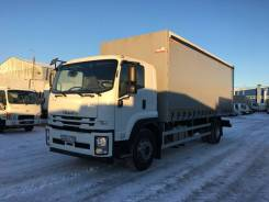 Isuzu FVR. 34 Forward 2019 г. в. Евро Штора борт тент, 7 800 куб. см., 11 000 кг., 4x2