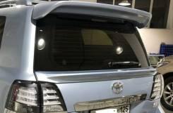 Спойлер под стекло Wald Toyota Land Cruiser 200/LC 200 2007-2015