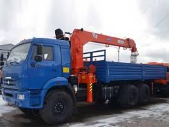Kanglim KS1256G-II. Камаз 43118 с КМУ в наличии новый, 10 850куб. см., 8 000кг., 6x6