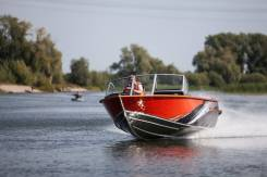 Realcraft 510. 2020 год, длина 5,67м., двигатель без двигателя, 115,00л.с., бензин