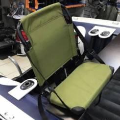 Кресло в лодку складное мягкое FUSO