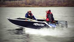 """Моторная лодка для рыбалки """"Бестер-450"""" под румпель"""