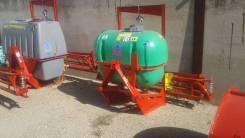 Опрыскиватель 200 литров с захватом 6 метров D-POL