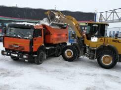 Вывоз снега, мусора, веток, грунта 24 часа
