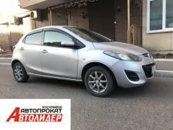 Аренда, прокат Mazda Demio 2008 год. От 1300 руб/сут