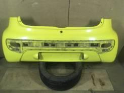 Бампер Peugeot 107, задний