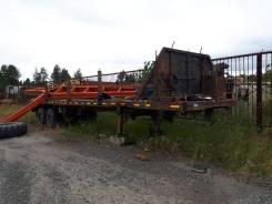 Уралспецтранс. Продается полуприцеп УАТ - 99402, 18 000кг.