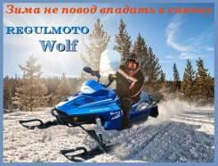 Regulmoto Wolf, 2018