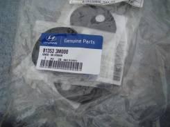 Накладка петли замка двери комплект Hyundai Equus/Genesis/Centennial
